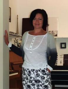 Musikschule Leiterin Elvira Savranski