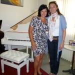 Monserrat Marti im Brandenburgischen Klavierhaus